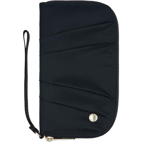 Pacsafe Citysafe CX Wristlet Wallet (Black)