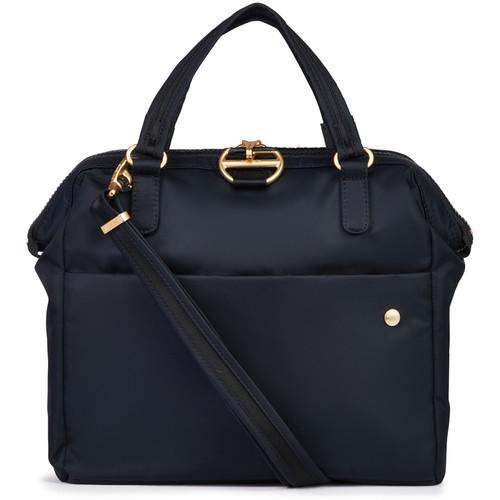 Pacsafe Citysafe CX Anti-Theft Satchel Bag (Black)
