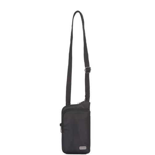 Pacsafe Daysafe Anti-Theft Tech Crossbody Bag (Black)
