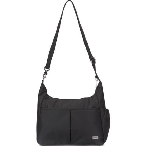 Pacsafe Daysafe Anti-Theft Crossbody Bag (Black)