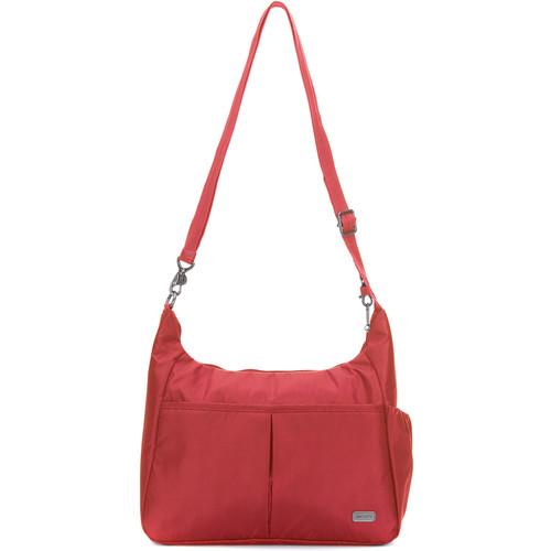 Pacsafe Daysafe Anti-Theft Crossbody Bag (Baked Apple)