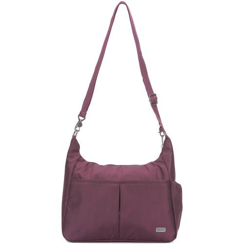 Pacsafe Daysafe Anti-Theft Crossbody Bag (Blackberry)