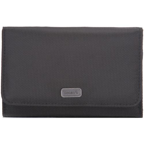 Pacsafe Daysafe Trifold Wallet RFID Blocking (Black)