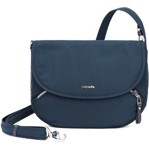 Pacsafe Stylesafe Anti-Theft Crossbody Bag (Navy)