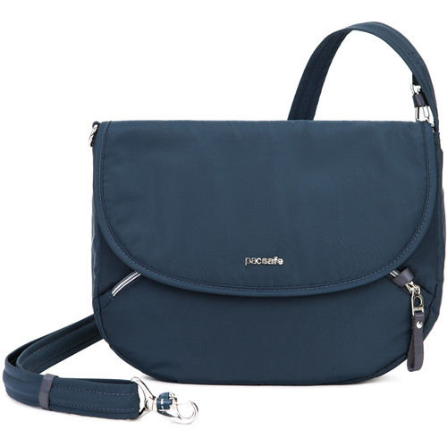 Pacsafe Stylesafe Anti-Theft Crossbody Bag (Navy)