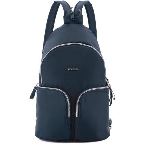 Pacsafe Stylesafe Anti-Theft Sling Backpack (Navy)