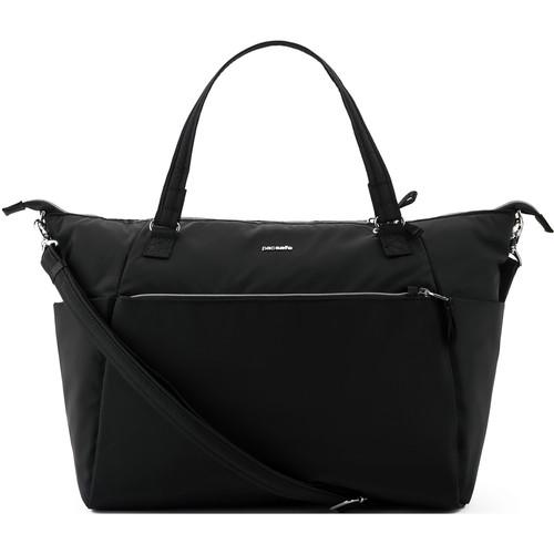 Pacsafe Stylesafe Anti-Theft Tote Bag (Black)