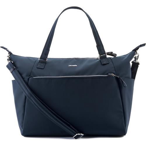 Pacsafe Stylesafe Anti-Theft Tote Bag (Navy)