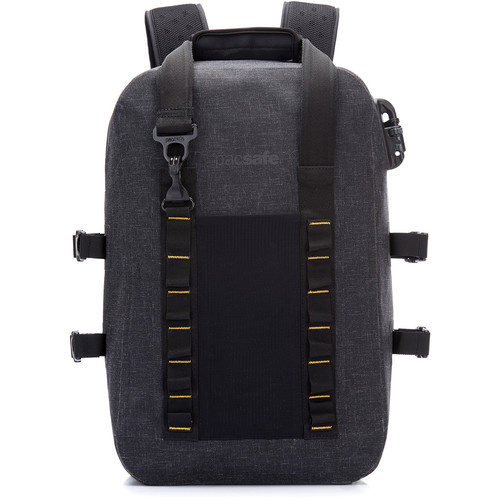 Pacsafe Pacsafe Dry Anti-Theft Splashproof 25L Backpack (Charcoal)