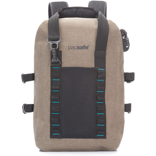 Pacsafe Dry 25L Anti-Theft Backpack (Sand)