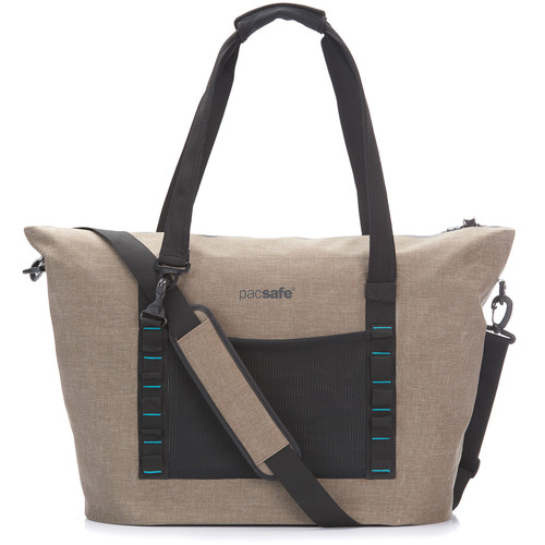 Pacsafe Dry 36L Anti-Theft Beach Bag (Sand)