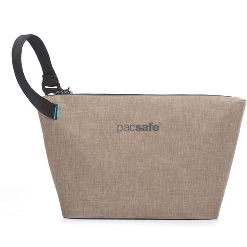 Pacsafe Dry Anti-Theft Stash Bag (Sand)