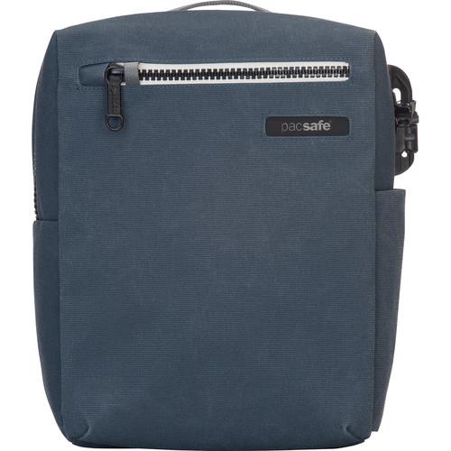 "Pacsafe Intasafe Crossbody Anti-Theft Bag for 10"" Tablet (Navy)"