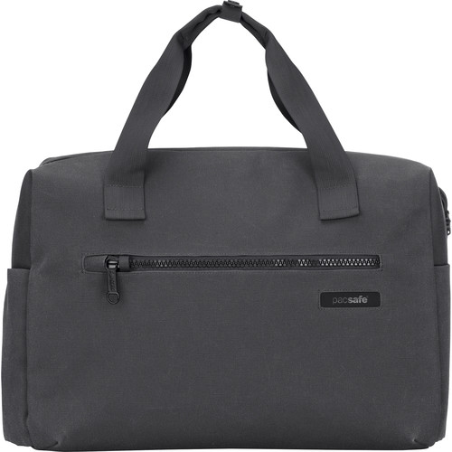 "Pacsafe Intasafe Brief Anti-Theft Bag for 15"" Laptop (Charcoal)"