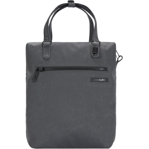 Pacsafe Intasafe Backpack Tote (Charcoal)