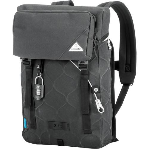 Pacsafe Ultimatesafe Z15 Anti-Theft Backpack (15L)