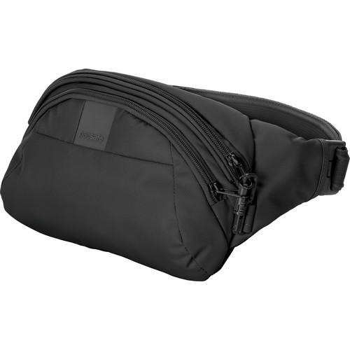 Pacsafe Metrosafe LS120 Anti-Theft Hip Pack (Black)