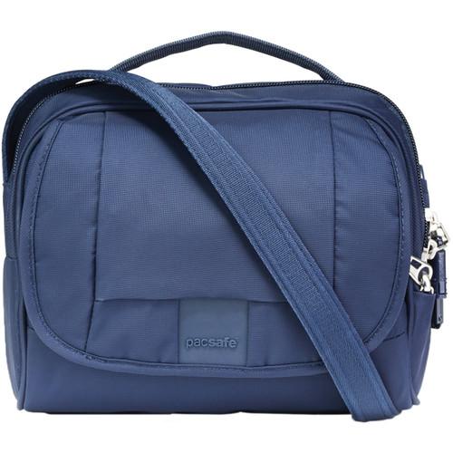 Pacsafe Metrosafe LS140 Anti-Theft Compact Shoulder Bag (Deep Navy)