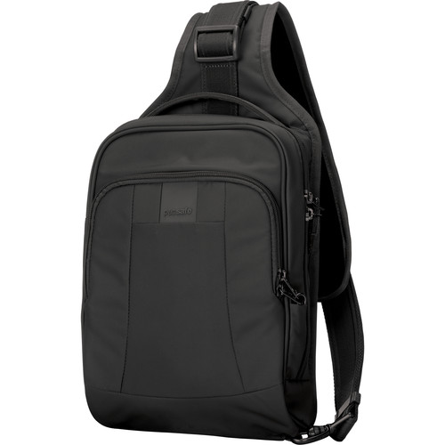 Pacsafe Metrosafe LS150 Anti-Theft Sling Backpack (Black)