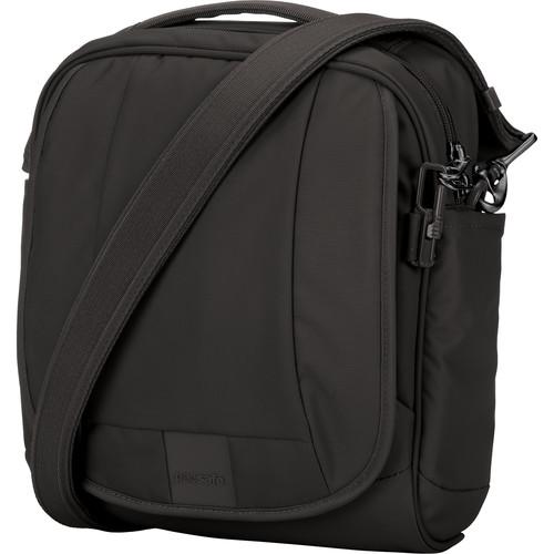 Pacsafe Metrosafe LS200 Anti-Theft Shoulder Bag (Black)