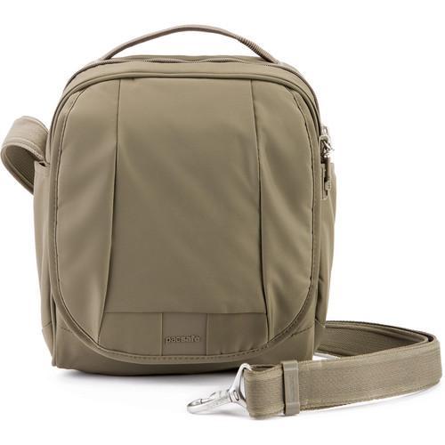 Pacsafe Metrosafe LS200 Anti-Theft Shoulder Bag Earth (Khaki)