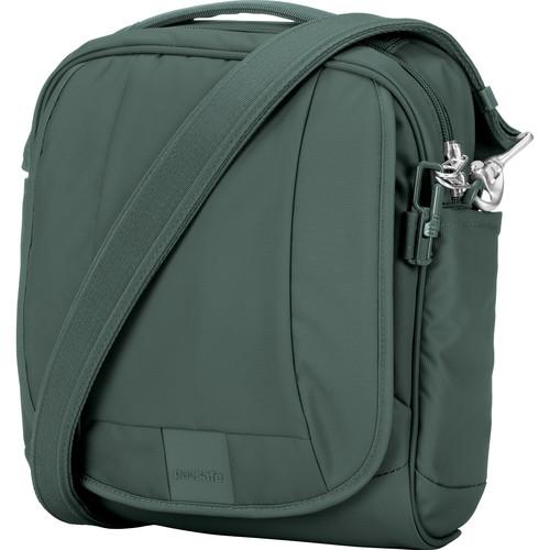 Pacsafe Metrosafe LS200 Anti-Theft Shoulder Bag (Pine Green)