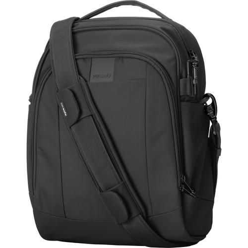 Pacsafe Metrosafe LS250 Anti-Theft Shoulder Bag (Black)