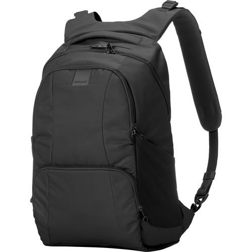 Pacsafe Metrosafe LS450 Anti-Theft Backpack (25L, Black)