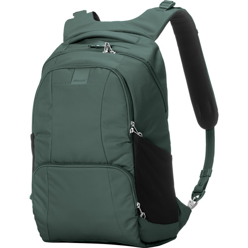 Pacsafe Metrosafe LS450 Anti-Theft Backpack (25L, Pine Green)
