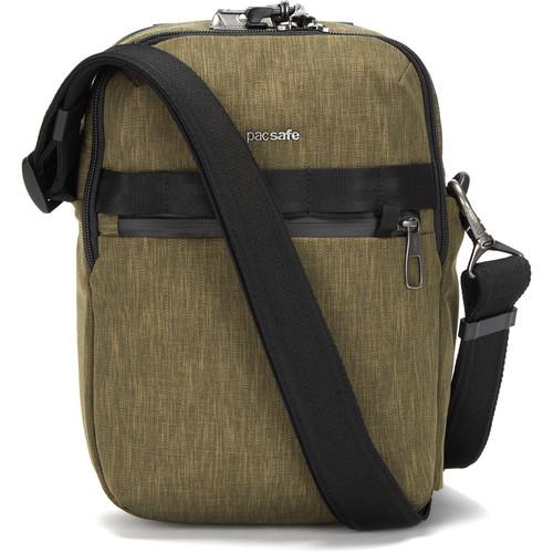 Pacsafe Metrosafe X Anti-Theft Vertical Recycled Crossbody Bag (Utility)