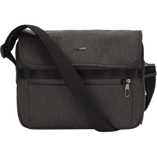 Pacsafe Metrosafe X Anti-Theft Recycled Messenger Bag (Carbon)