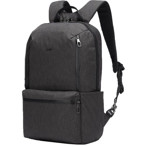 Pacsafe Metrosafe X Anti-Theft 20L Recycled Backpack (Carbon)