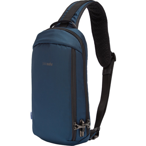 Pacsafe Vibe 325 ECONYL Anti-Theft Recycled Sling Pack (Ocean)