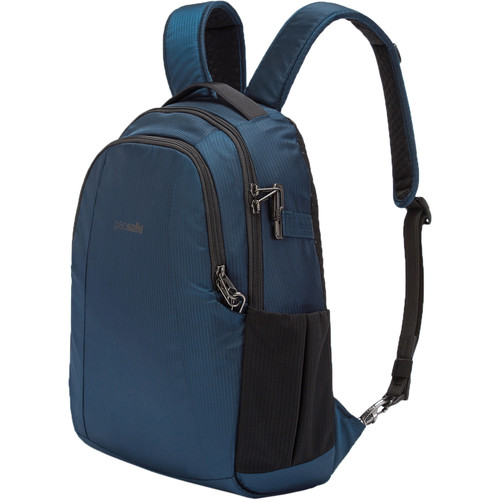 Pacsafe Metrosafe LS350 ECONYL Anti-Theft Recycled Backpack (Ocean)