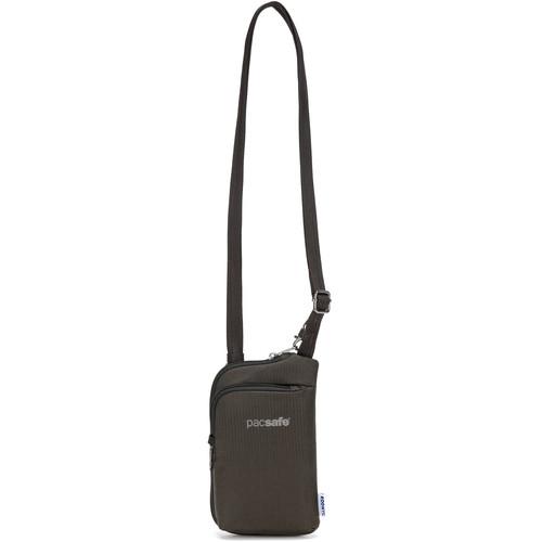 Pacsafe Daysafe ECONYL Anti-Theft Tech Recycled Crossbody Bag (Bedrock)