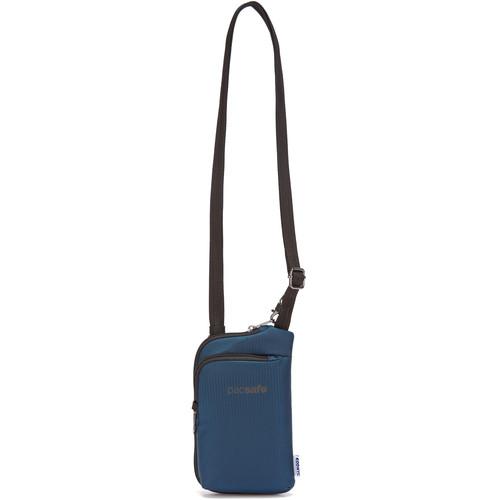 Pacsafe Daysafe ECONYL Anti-Theft Tech Crossbody Bag (Ocean)