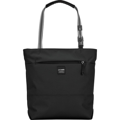 Pacsafe Slingsafe LX200 Anti-Theft Compact Tote (Black)