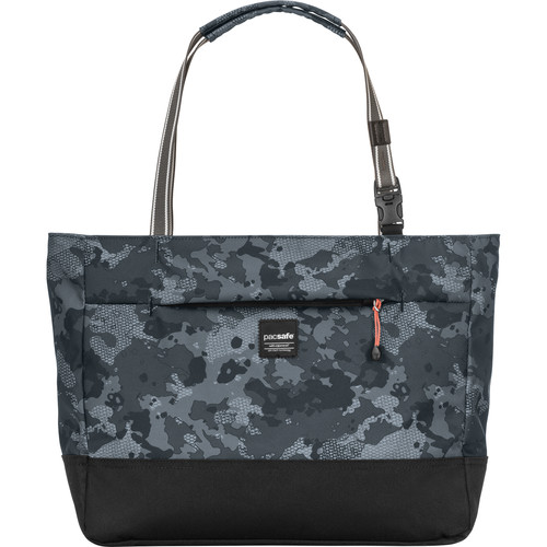 Pacsafe Slingsafe LX250 Anti-Theft Tote (Gray Camo)