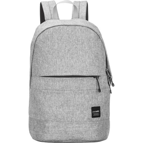 Pacsafe Slingsafe LX300 Anti-Theft Backpack (Tweed Gray)