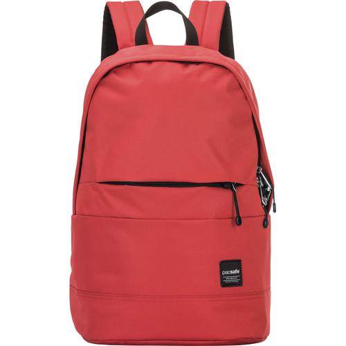 Pacsafe Slingsafe LX300 Anti-Theft Backpack (Chili)