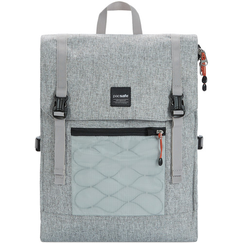 Pacsafe Slingsafe LX450 14L Backpack (Tweed Gray)
