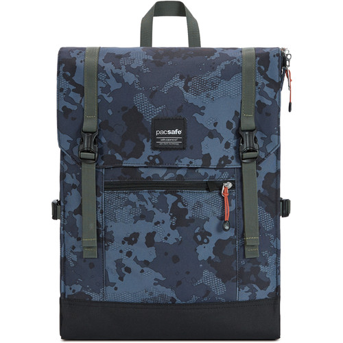 Pacsafe Slingsafe LX450 14L Backpack (Gray Camo)