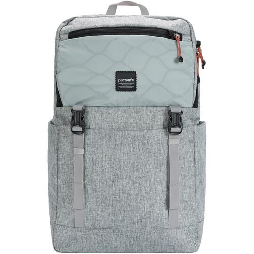 Pacsafe Slingsafe LX500 Anti-Theft 21L Backpack (Tweed Gray)