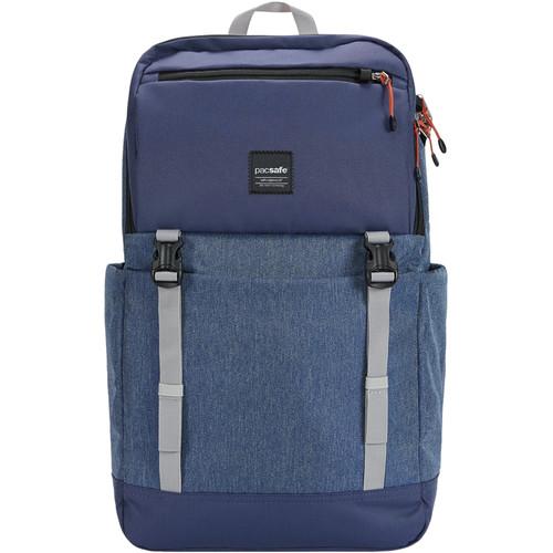Pacsafe Slingsafe LX500 Anti-Theft 21L Backpack (Denim)
