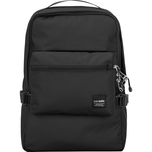 Pacsafe Slingsafe LX350 Anti-Theft Compact Backpack (Black)