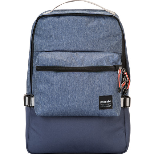 Pacsafe Slingsafe LX350 Anti-Theft Compact Backpack (Denim)
