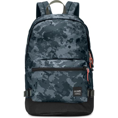 Pacsafe Slingsafe LX400 Anti-Theft Backpack (Gray Camo)