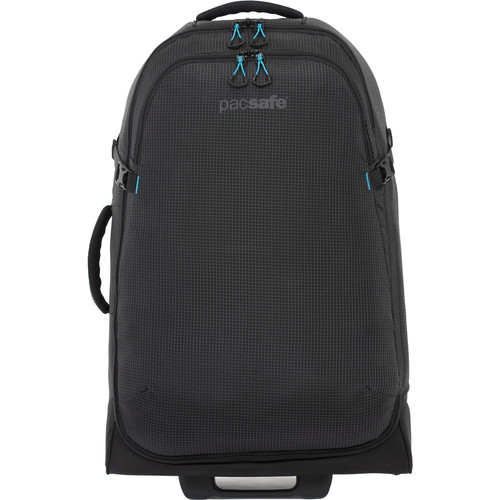 Pacsafe Toursafe 29 Anti-Theft Wheeled Luggage (Black)