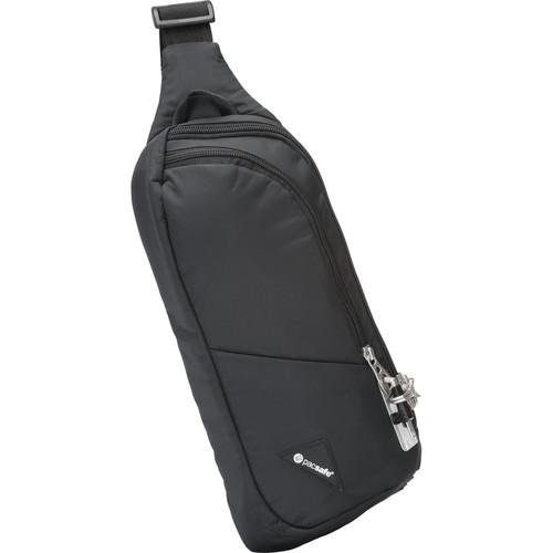 Pacsafe Vibe 150 Anti-Theft Cross Body Pack (Black)