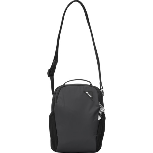 Pacsafe Vibe 200 Anti-Theft Compact Travel Bag (Black)
